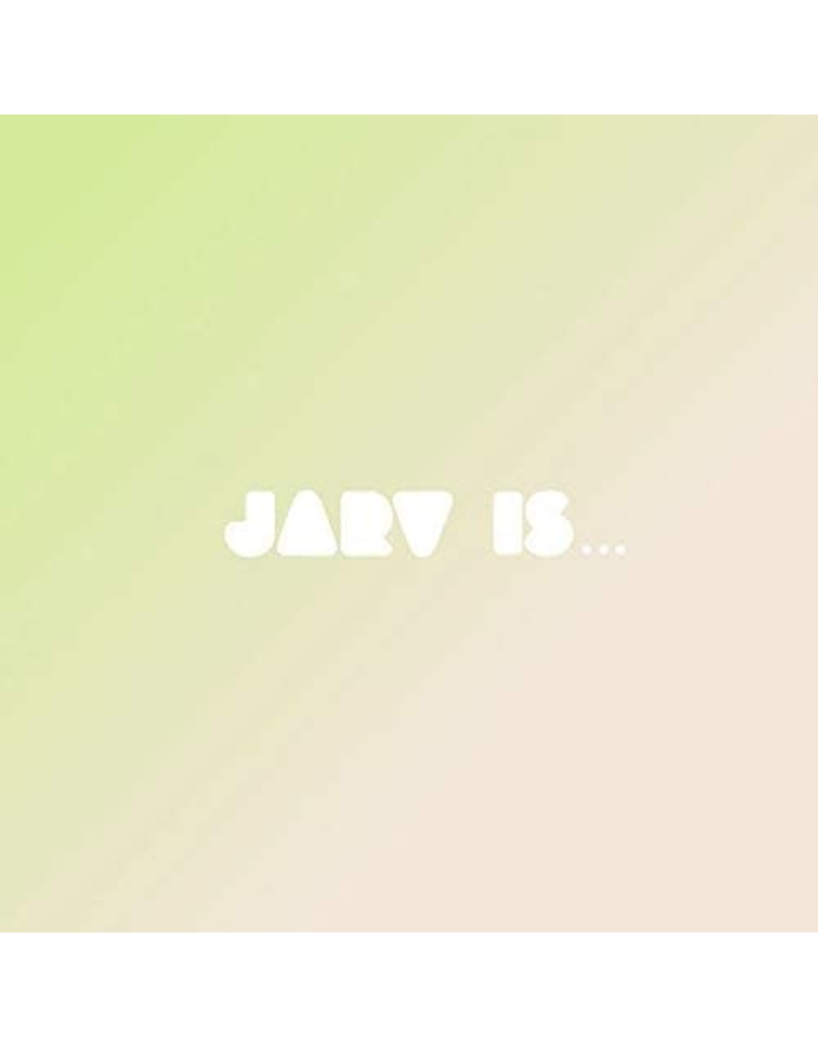 JARV IS - Beyond the Pale (Exclusive Clear Orange Vinyl)