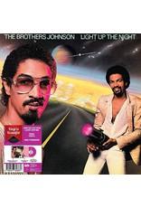 Brothers Johnson - Light Up The Night (Pink Vinyl)