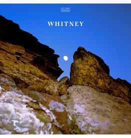 Whitney - Candid (Exclusive Clear Blue Vinyl)