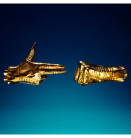 Run The Jewels -  RTJ3 (Gold Vinyl)