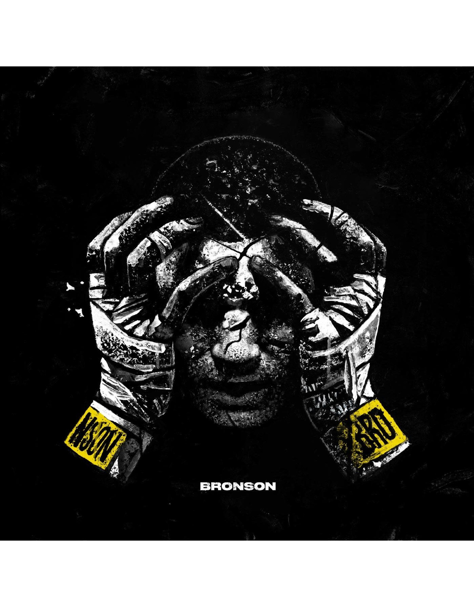 BRONSON - BRONSON (Odesza / Golden Features) [Clear Vinyl]