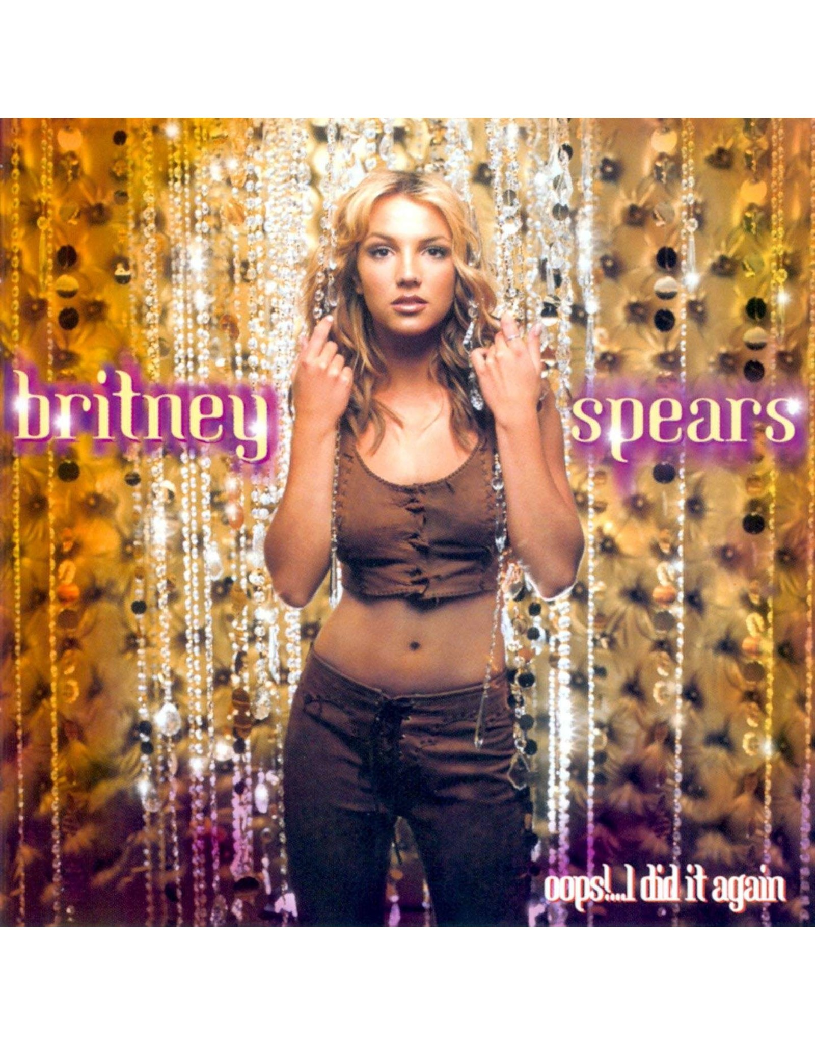 Britney Spears - Oops!... I Did It Again (20th Anniversary) [Picture Disc]