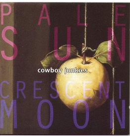 Cowboy Junkies - Pale Sun, Crescent Moon