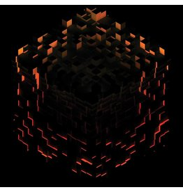 C418 - Minecraft Volume Beta (Lenticular Cover/Fire Splatter Red Vinyl)