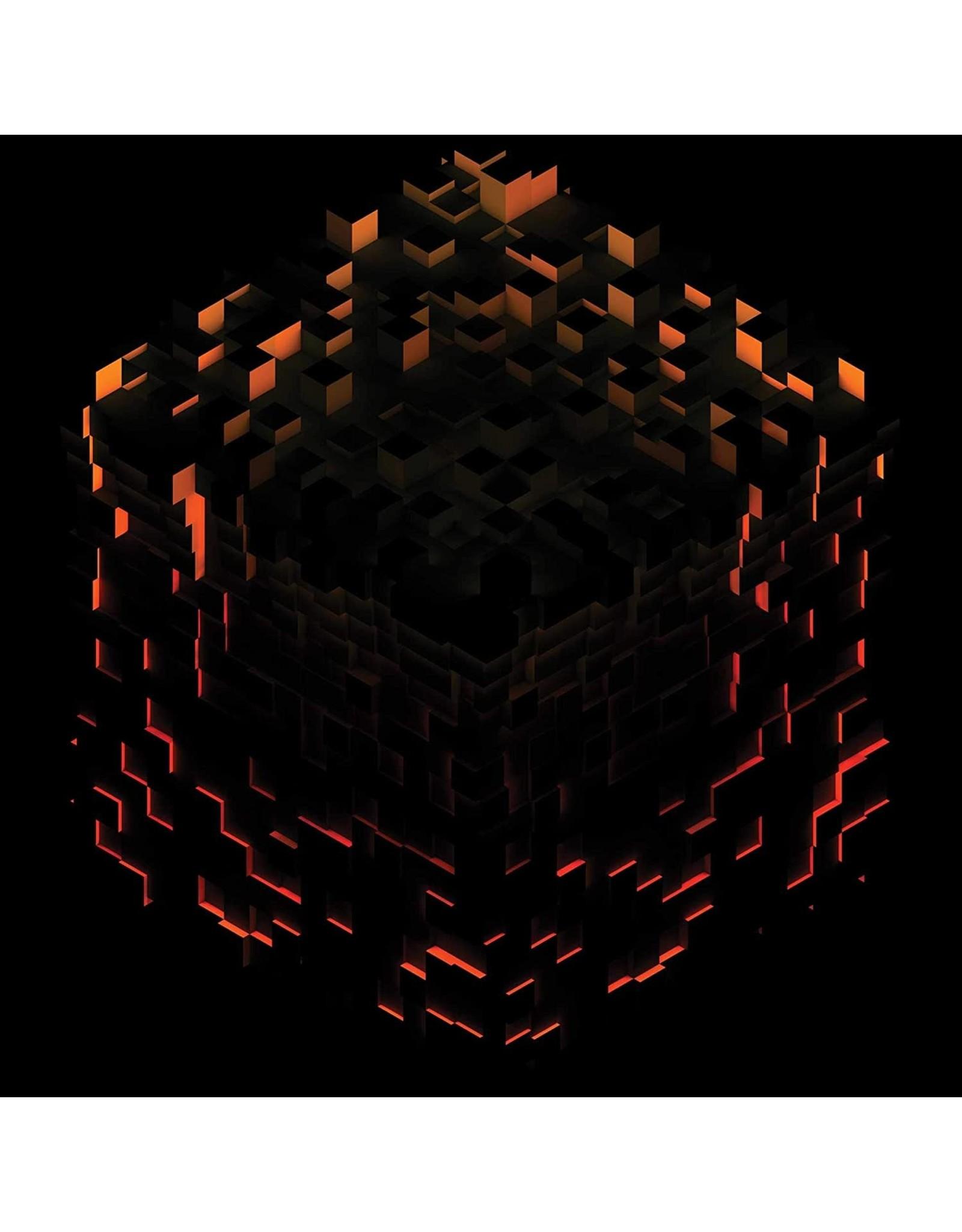 C418 - Minecraft Volume Beta (Fire Splatter Vinyl)