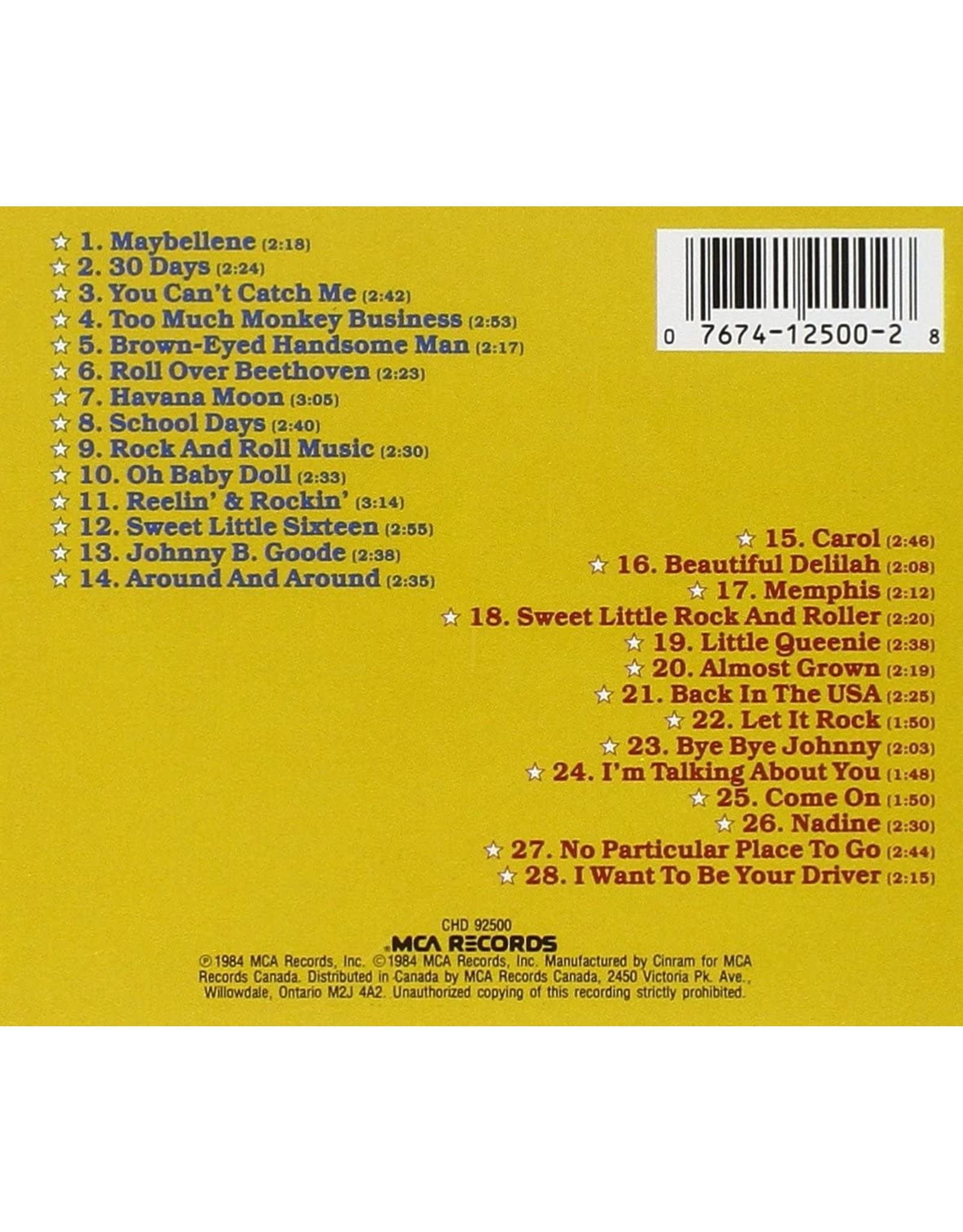 Chuck Berry - The Great Twenty-Eight