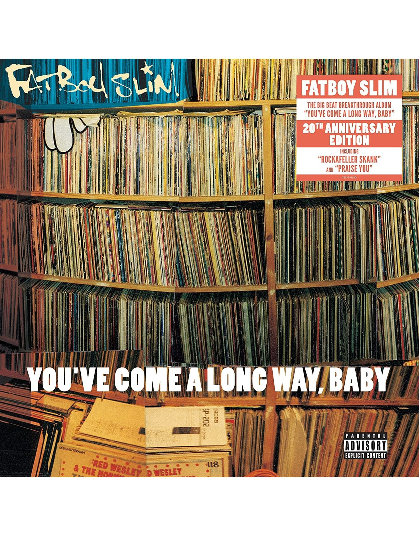 Fatboy Slim - You've Come Along Way, Baby (20th Anniversary)
