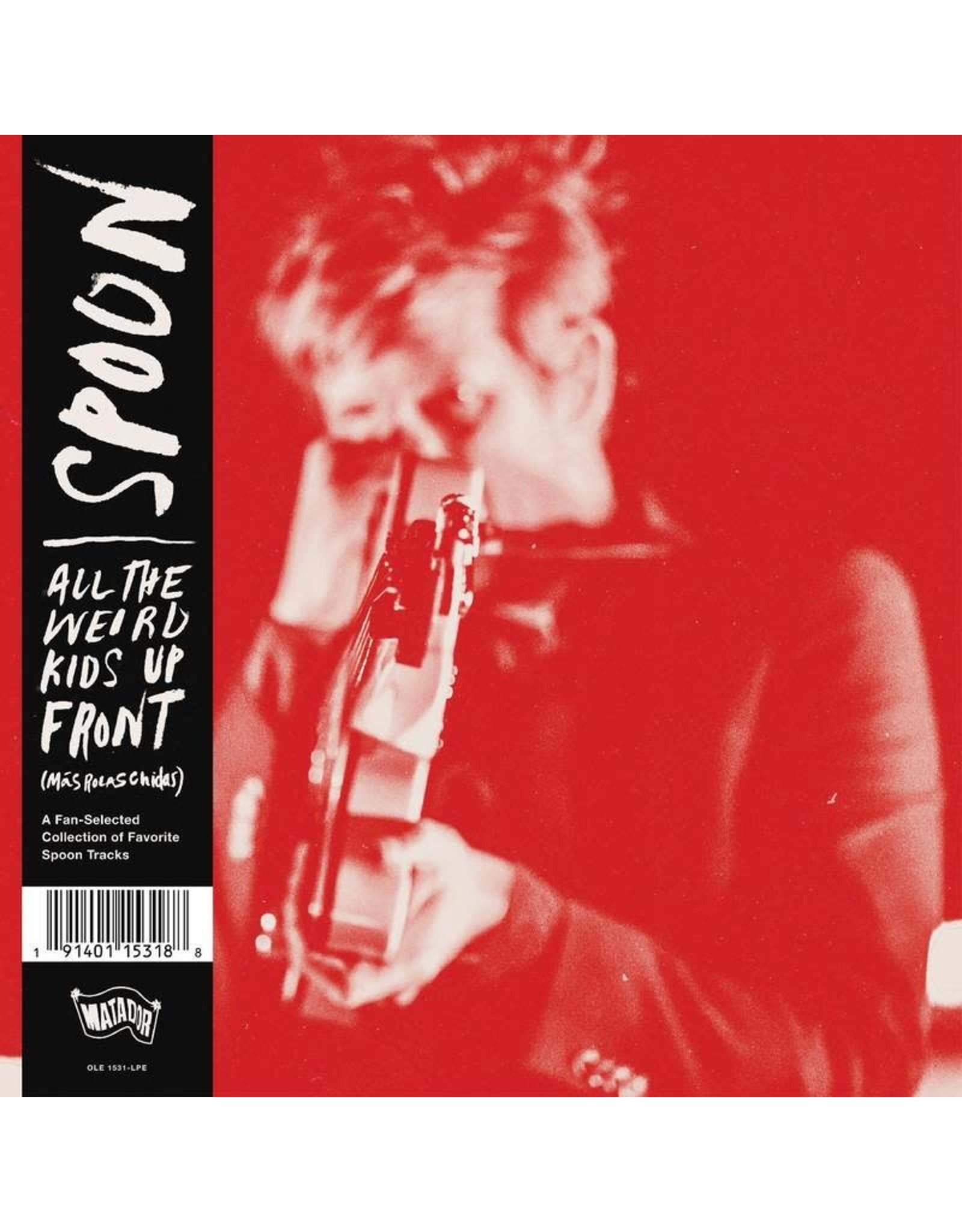 Spoon - All The Weird Kids Up Front (Fan Favourites)