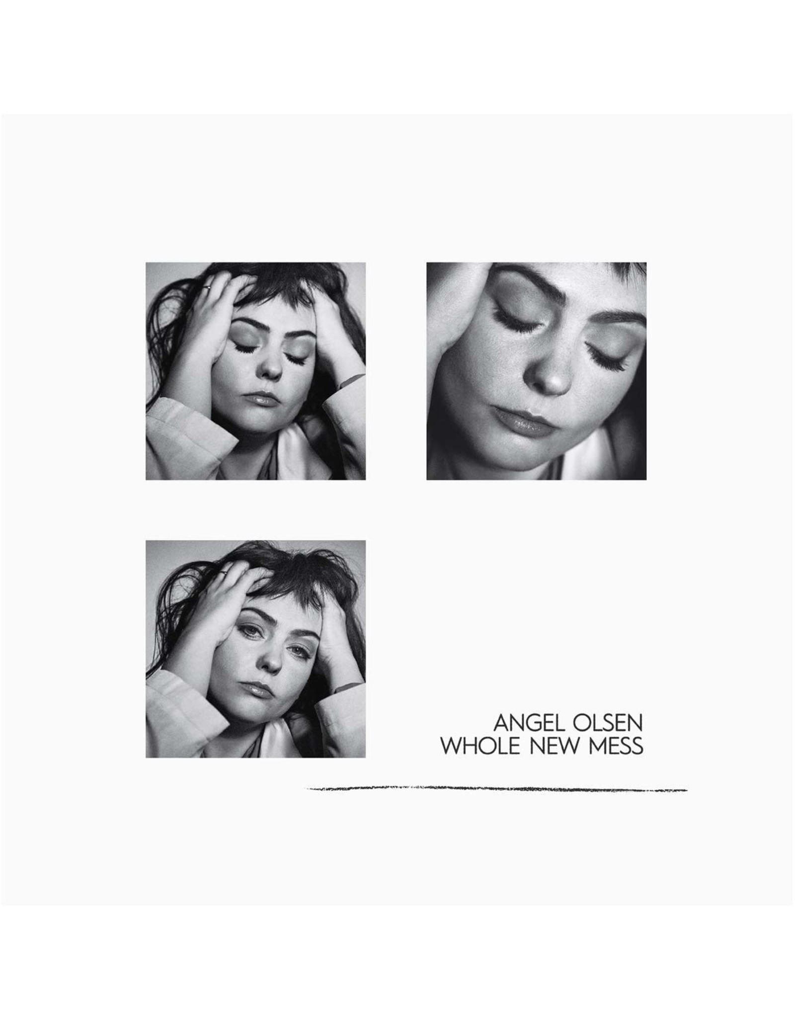 Angel Olsen - Whole New Mess (Clear Smoke Vinyl)