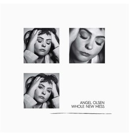 Angel Olsen - Whole New Mess (Clear Smoke Vinyl)
