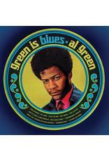 Al Green - Green Is Blues (50th Anniversary) [Green / Blue Vinyl]