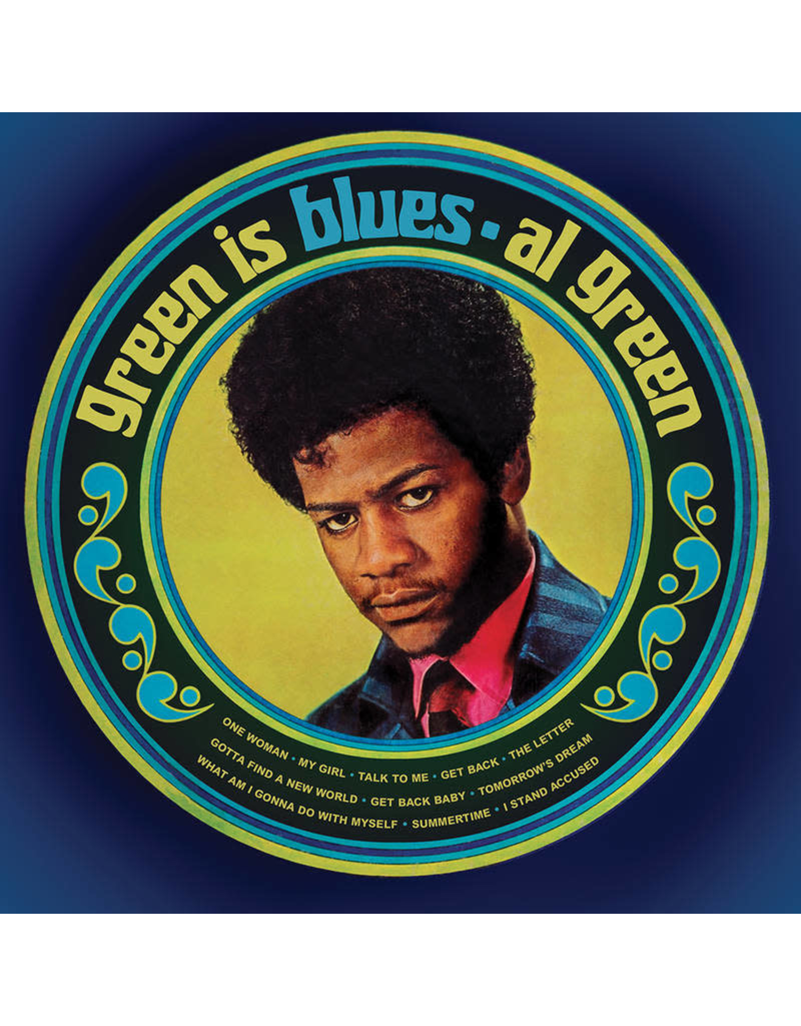 Al Green - Green Is Blues (Record Store Day) [Green / Blue Vinyl]