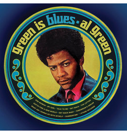 Al Green - Green Is Blues (50th Anniversary) [Green / Blue Vinyl]