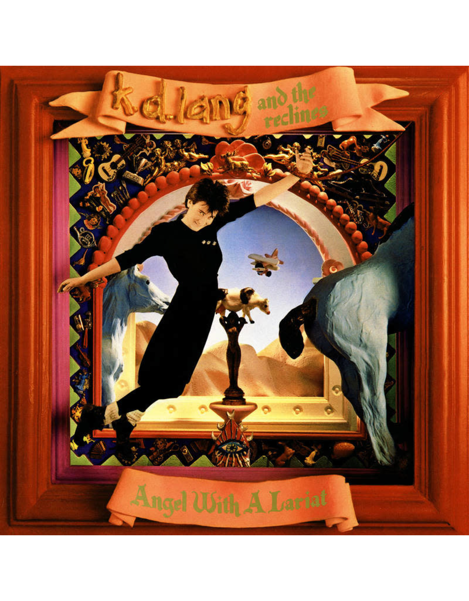 k.d. lang - Angel With A Lariat (Record Store Day) [Red Vinyl]