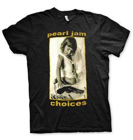 Pearl Jam / Choices Tee