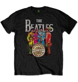 Beatles / Sgt. Pepper's Lonely Hearts Tee