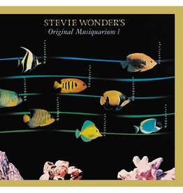 Stevie Wonder - Stevie Wonder's Original Musicquarium (Greatest Hits)