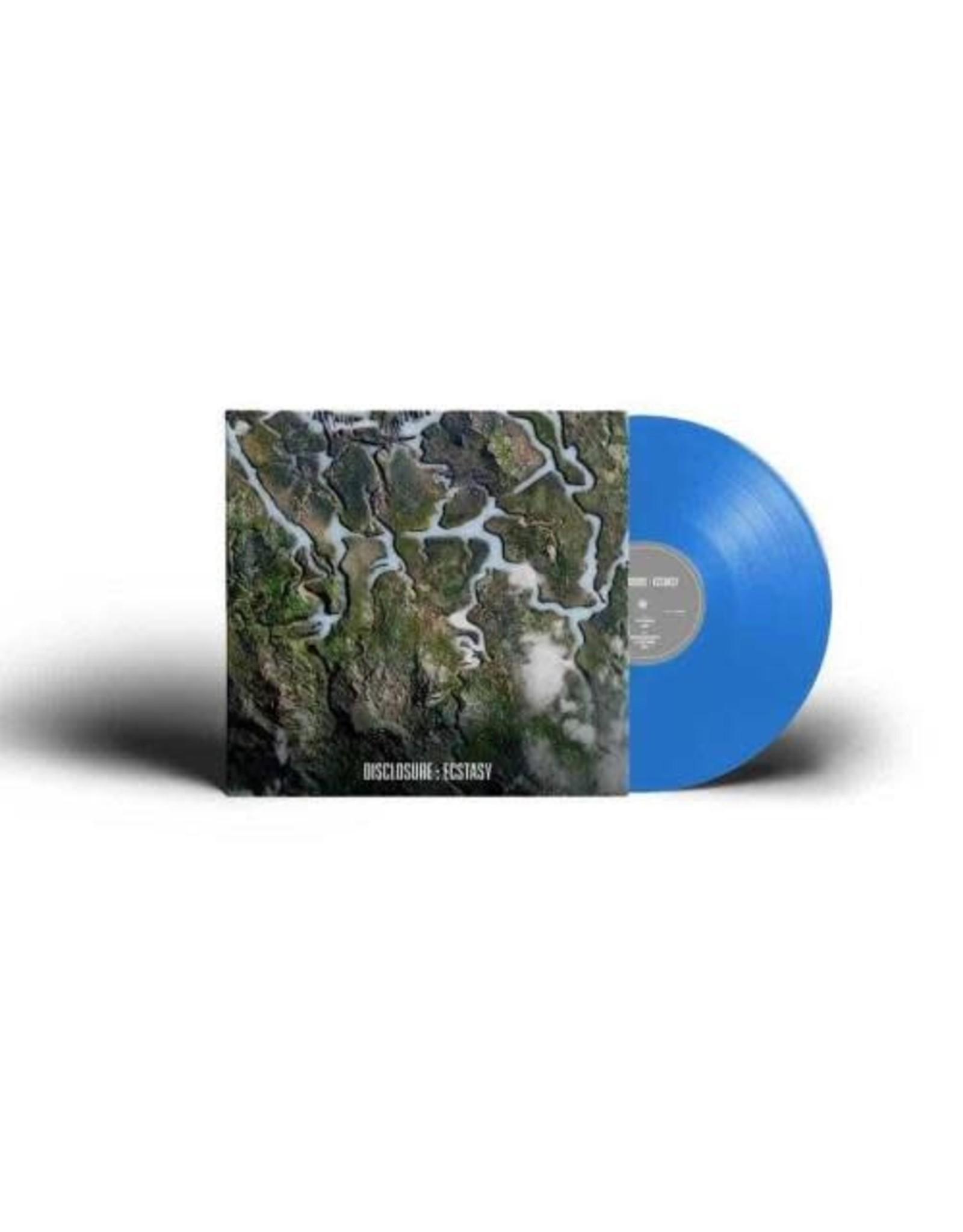 Disclosure - Ecstasy EP (Blue Vinyl)
