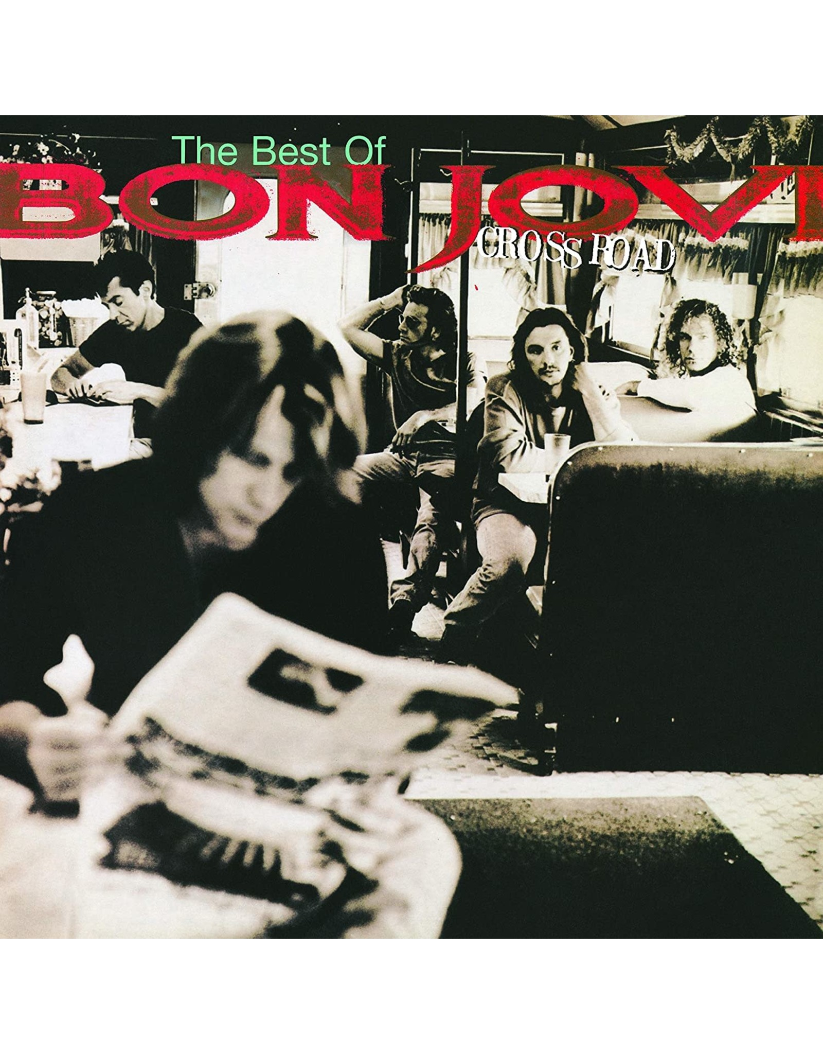 Bon Jovi - Cross Road: The Best Of Bon Jovi