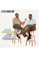 Louis Armstrong / Oscar Peterson - Louis Armstrong  Meets Oscar Peterson (Verve Acoustic Sounds Series)