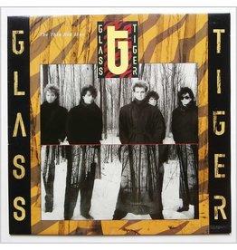 Glass Tiger - The Thin Red Line (Tiger Stripe Vinyl)