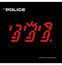 Police - Ghost In The Machine (2019 Remaster)