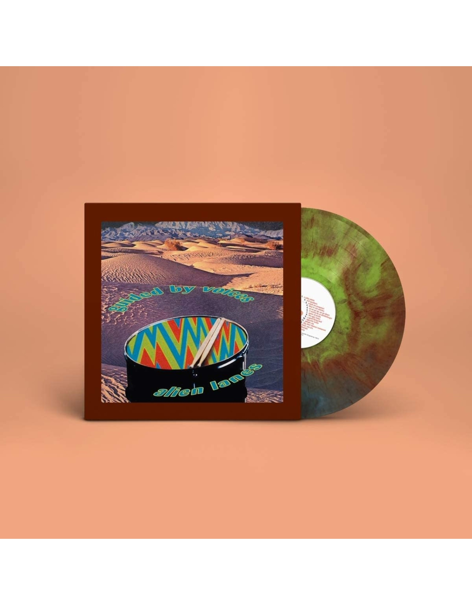 Guided By Voices - Alien Lanes (25th Anniversary Multi Coloured Vinyl)