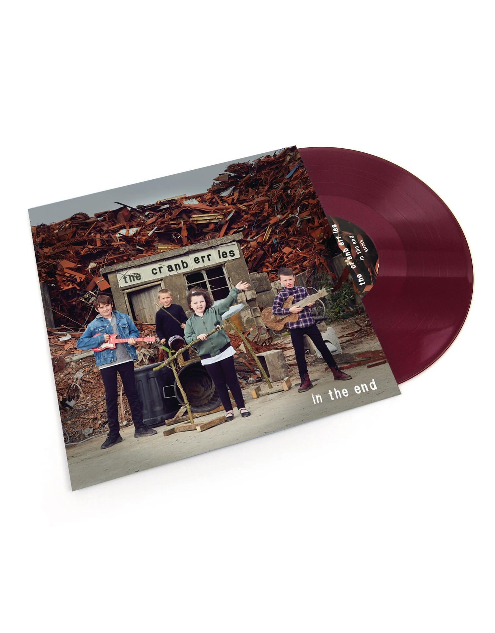 Cranberries - In The End (Exclusive Cranberry Vinyl)