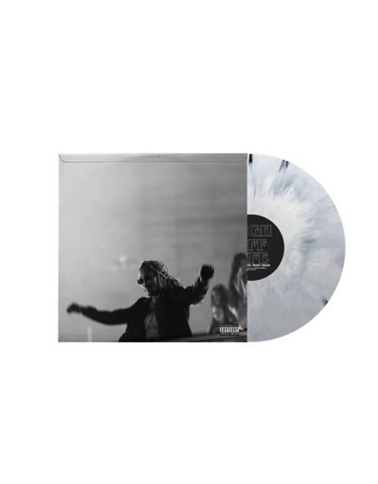 Future - High Off Life (Exclusive Black / White Marbled Vinyl)