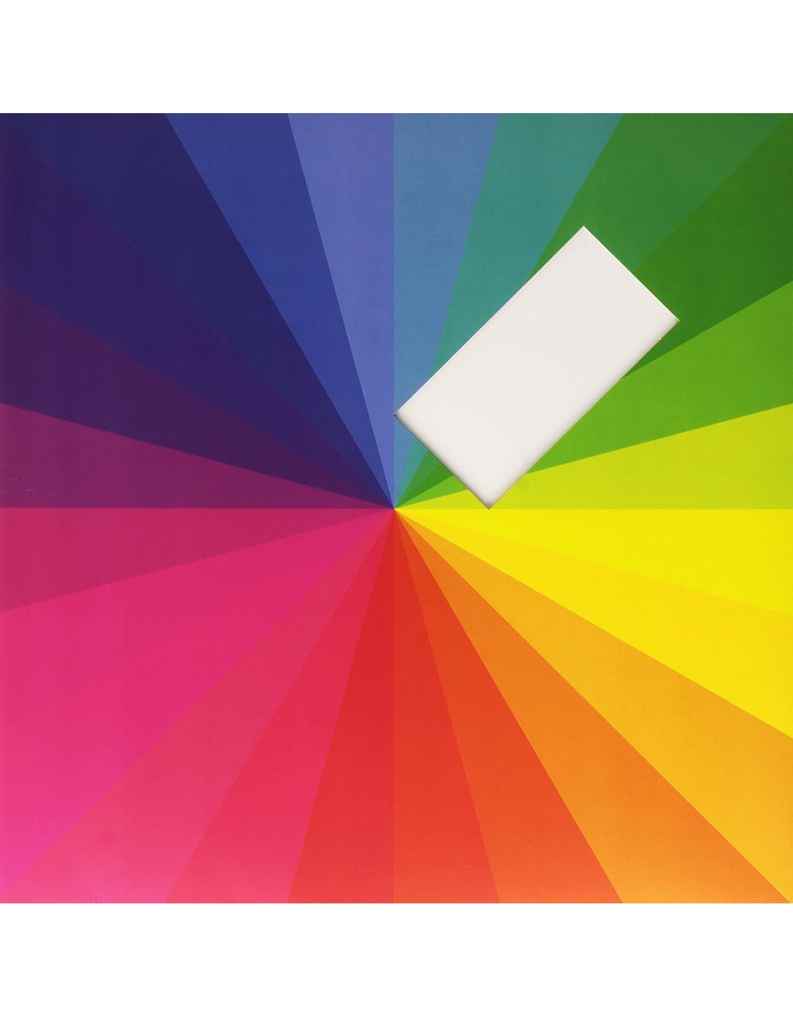 Jamie XX - In Colour (Colour Vinyl)