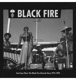 Various - Soul Love Now: The Black Fire Records Story 75-93