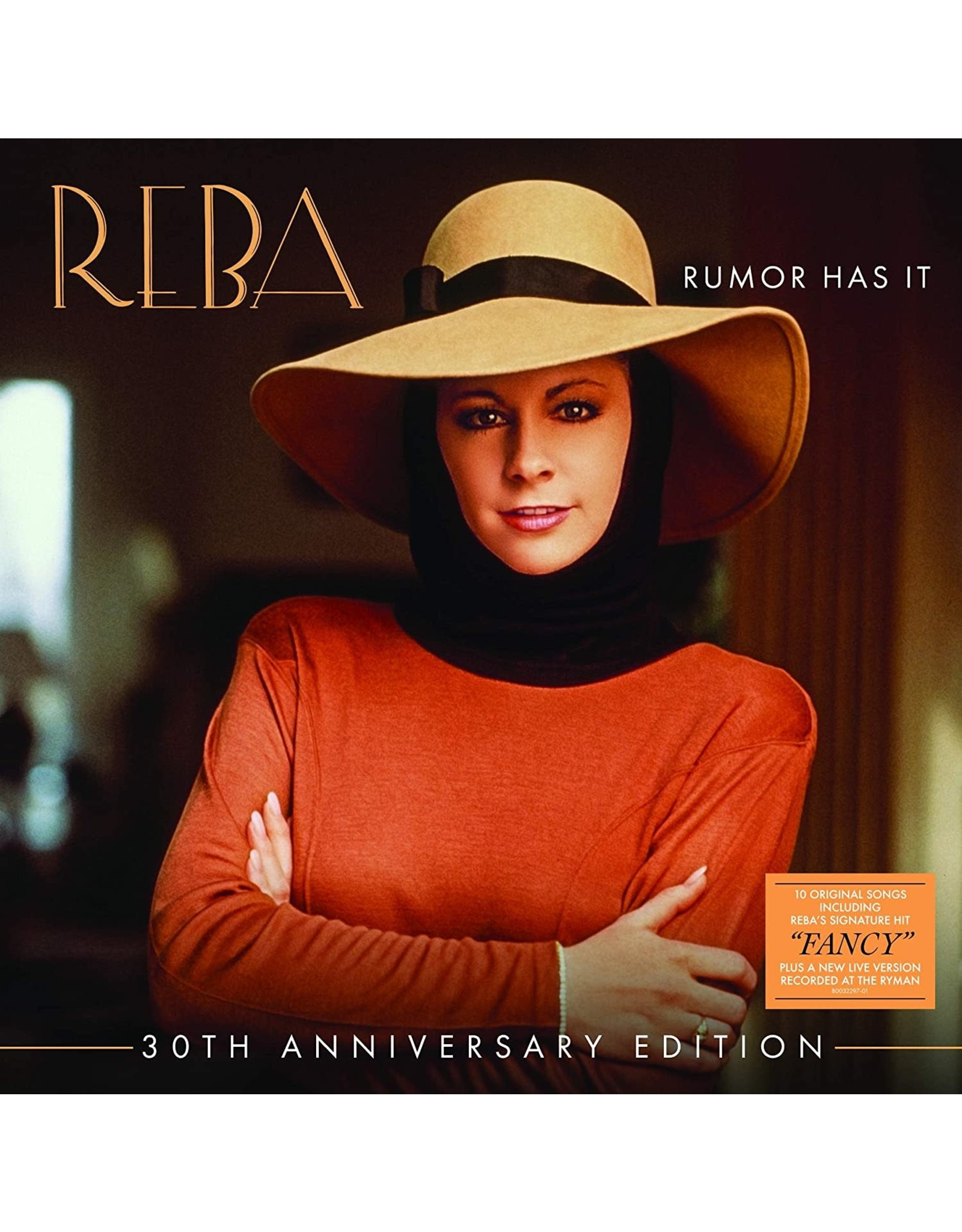 Reba McEntire - Rumor Has It (30th Anniversary)
