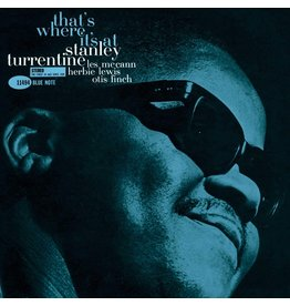 Stanley Turrentine - That's Where It's At (Blue Note Tone Poet)