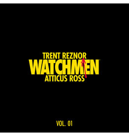 Trent Reznor / Atticus Ross - Watchmen Vol. 1 (Music From The HBO Series)