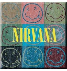 Nirvana / Multi Logo Magnet