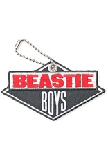 Beastie Boys / Classic Logo Patch Keychain