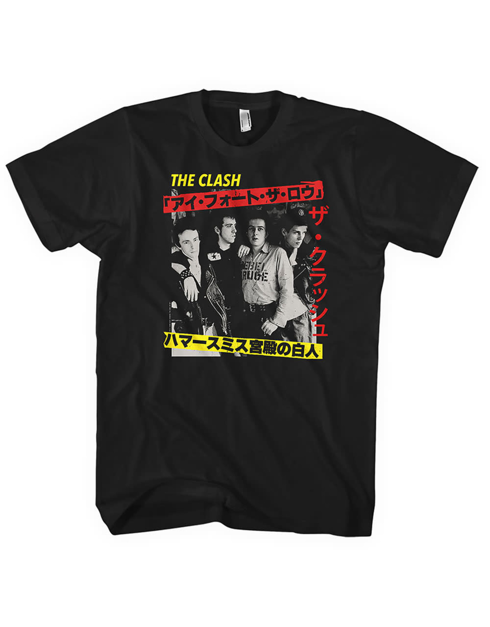The Clash / Japan Tee