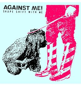 Against Me! - Shape Shift With Me (Exclusive White Vinyl)