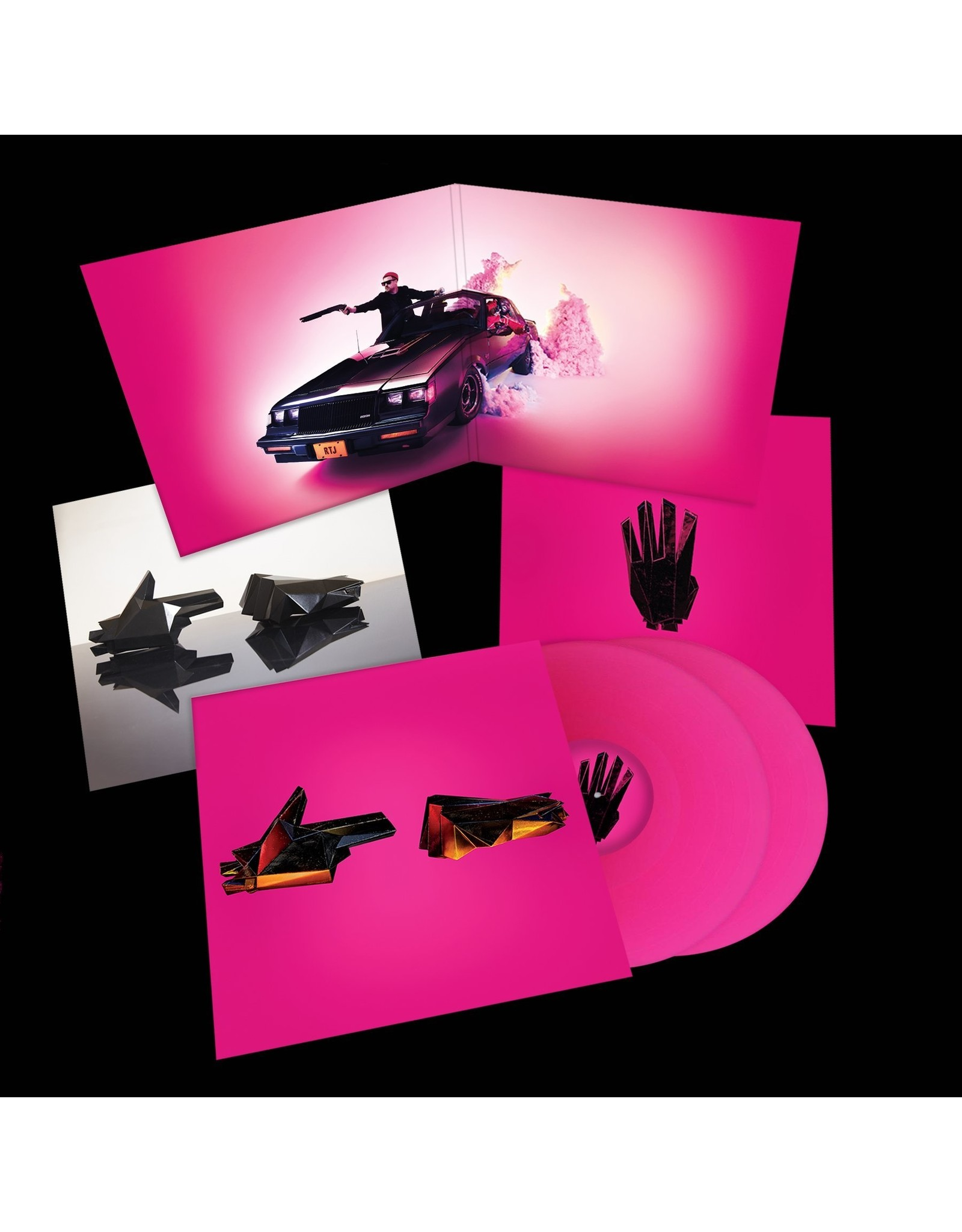 Run The Jewels - RTJ4 (Magenta Vinyl)