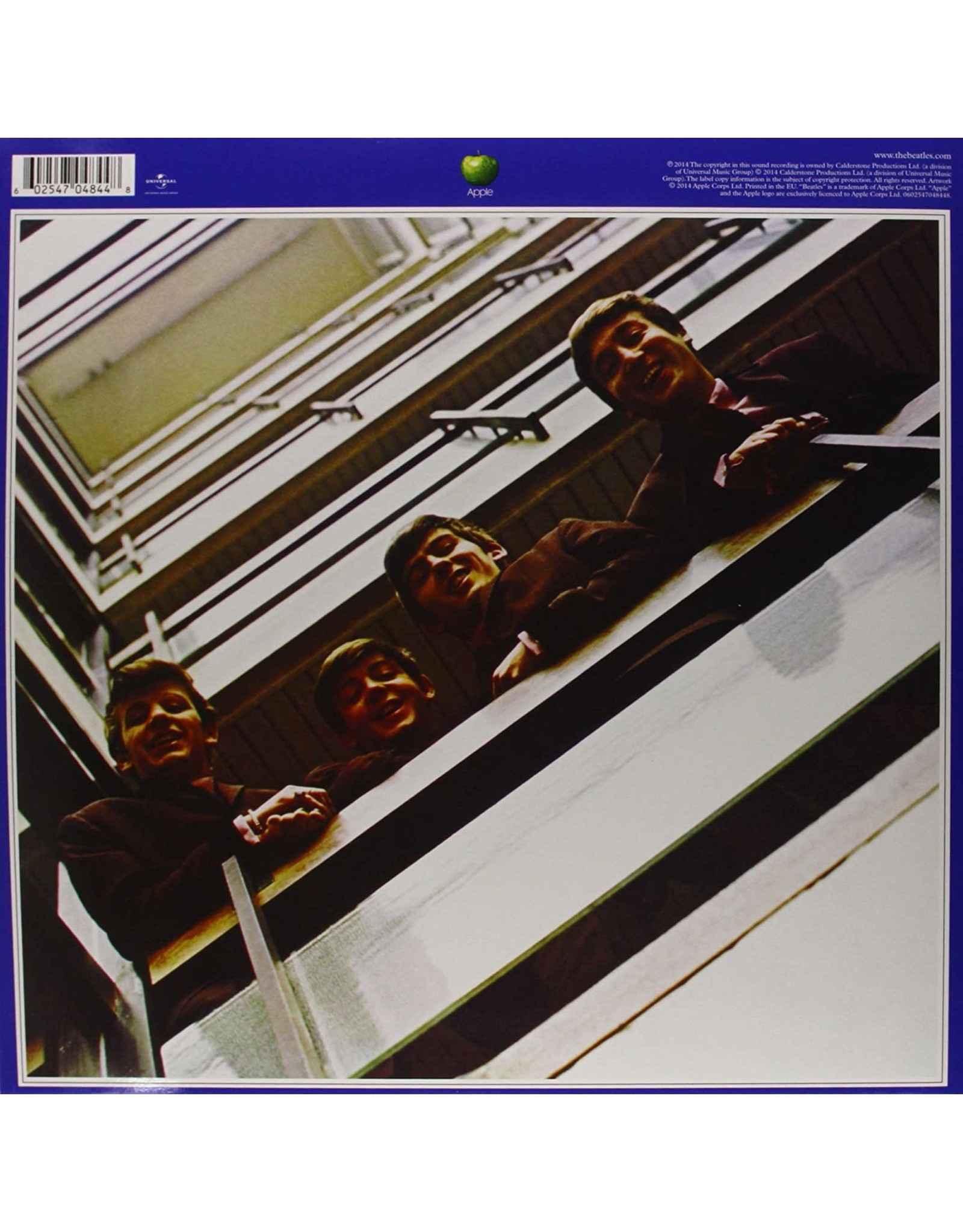 Beatles - 1967-1970 (Blue Album)