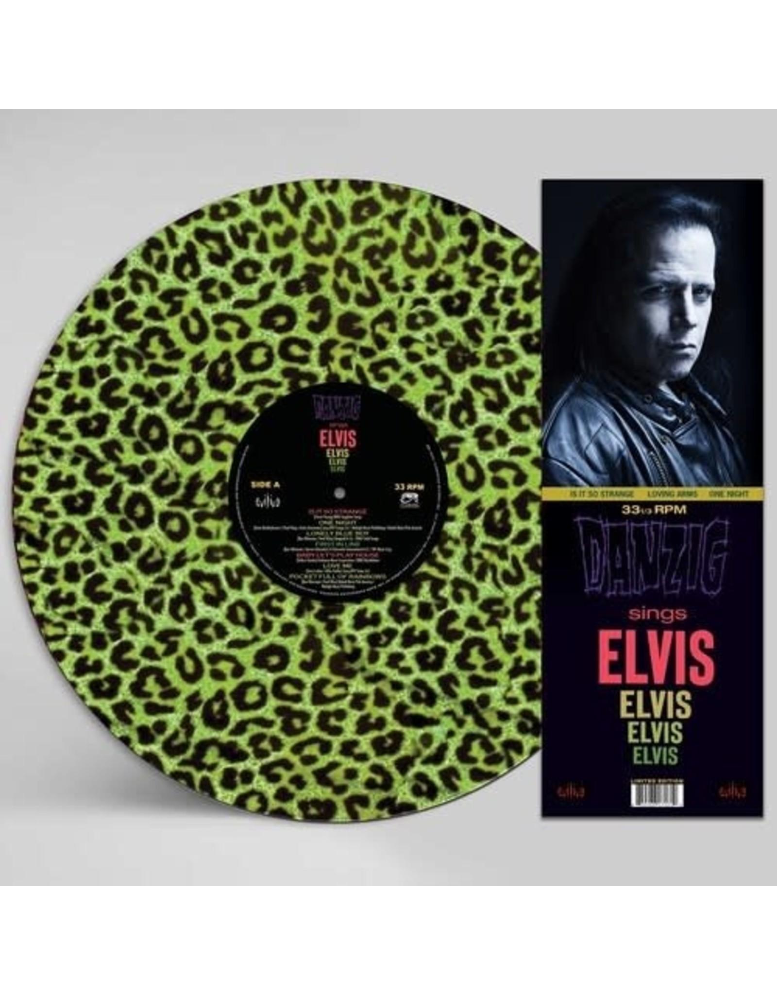 Danzig - Sings Elvis (Green Leopard Print Picture Disc)