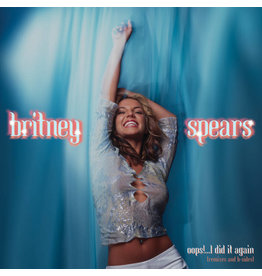 Britney Spears - Oops! I Did It Again: Remixes and B-Sides (Record Store Day) [Blue Vinyl]