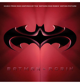 Various - Batman & Robin (Music From The Film) [Red / Blue Vinyl]