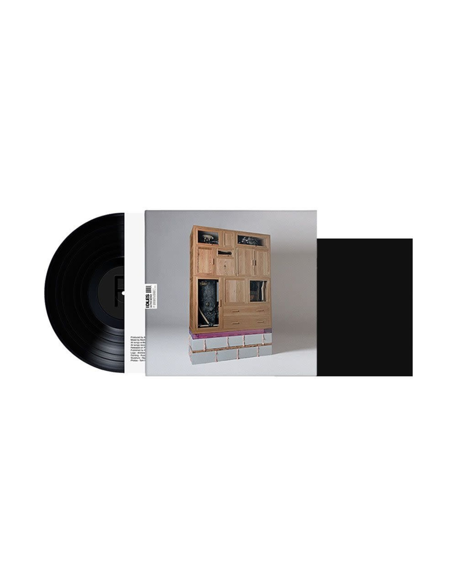 IDLES - Ultra Mono (Deluxe Vinyl Edition)