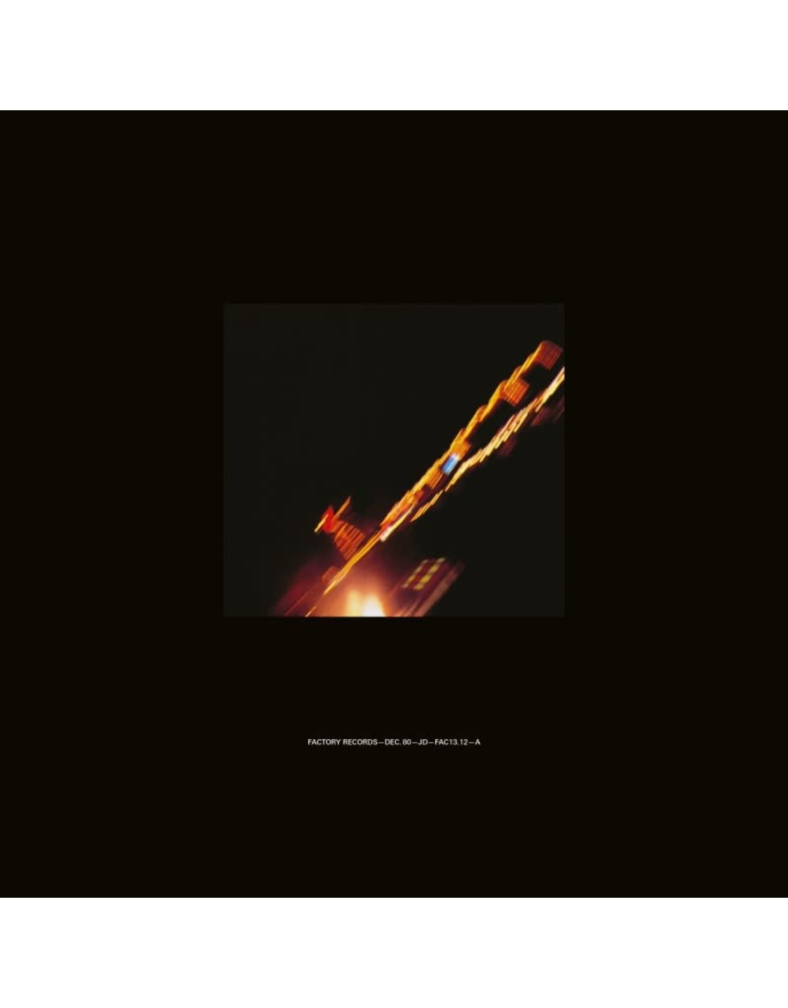 "Joy Division - Transmission (12"" Single)"