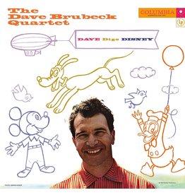 Dave Brubeck Quartet - Dave Digs Disney (Analog Spark) [Mono]