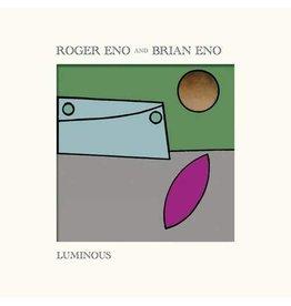 Roger And Brian Eno – Luminous (Exclusive Sun Yellow Vinyl)