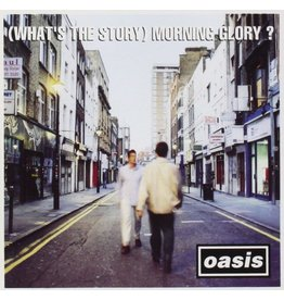 Oasis - (What's the Story) Morning Glory? (25th Anniversary Silver Vinyl)