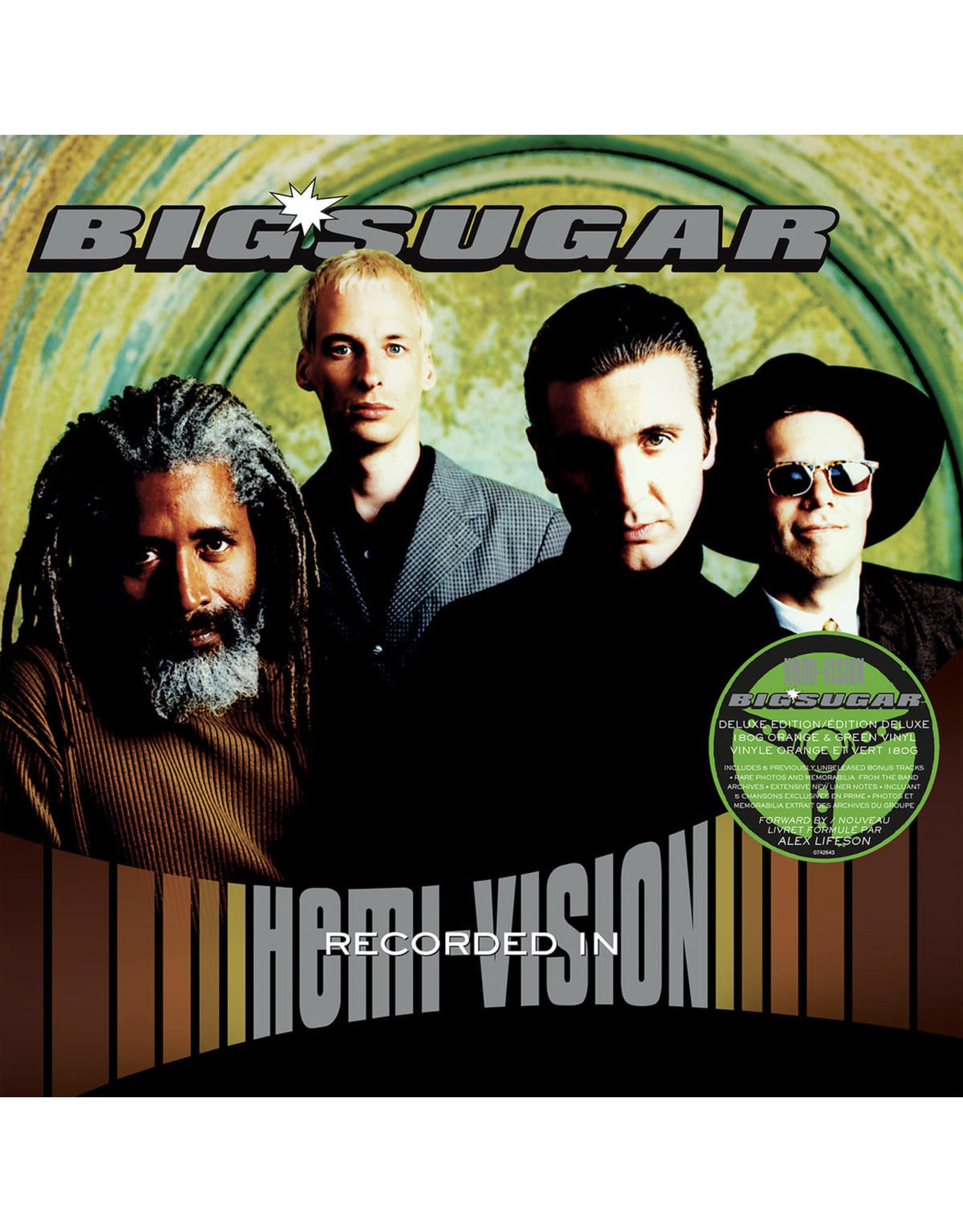 Big Sugar - Hemi-Vision  (Deluxe Edition) [Orange and Green Vinyl]