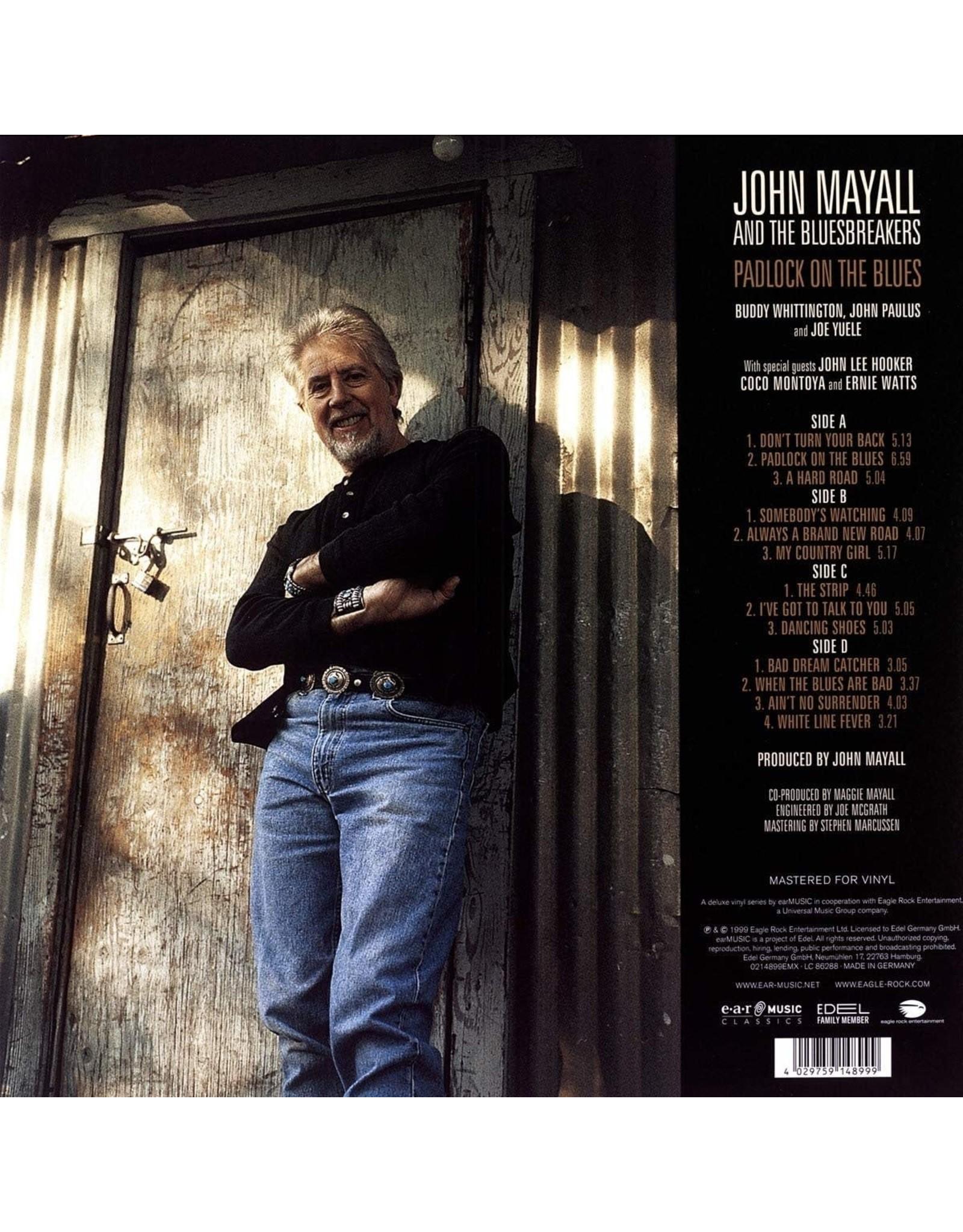 John Mayall - Padlock On The Blues (20th Anniversary)